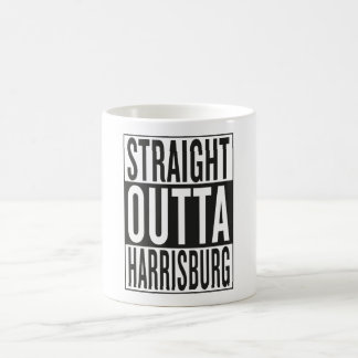 straight outta Harrisburg Coffee Mug