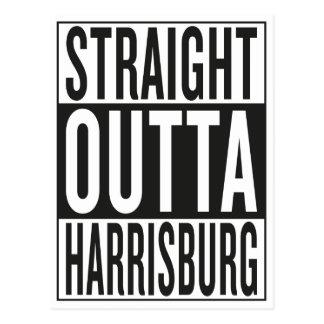 straight outta Harrisburg Postcard
