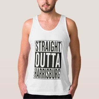 straight outta Harrisburg Tank Top
