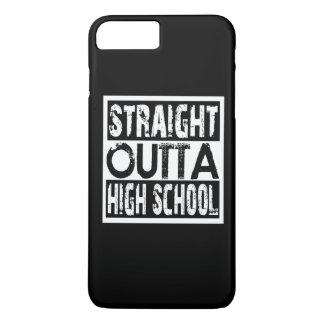Straight Outta High School iPhone 8 Plus/7 Plus Case