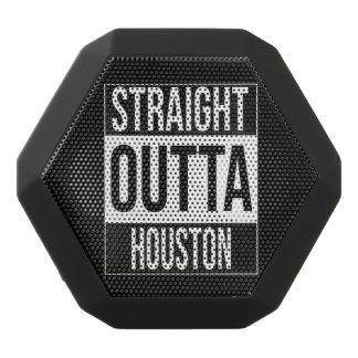 Straight Outta  Houston, #Houston Black Bluetooth Speaker