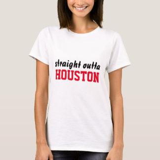"""""""straight outta"""" HOUSTON"""" T-SHIRT"""