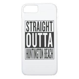 straight outta Huntington Beach iPhone 7 Case
