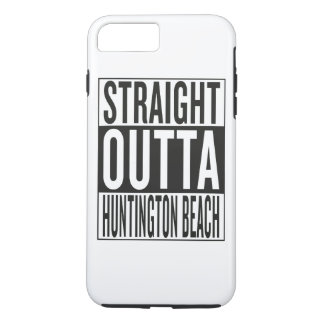 straight outta Huntington Beach iPhone 7 Plus Case