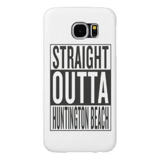 straight outta Huntington Beach Samsung Galaxy S6 Case