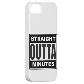 STRAIGHT OUTTA ... iPhone SE/5/5s CASE