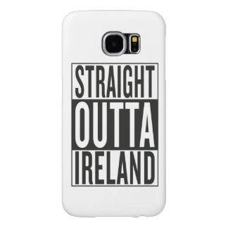 straight outta Ireland Samsung Galaxy S6 Case