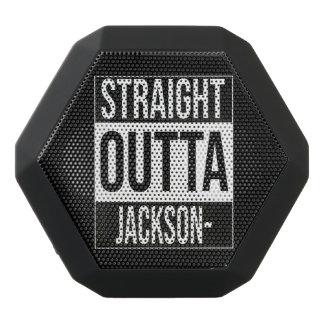 Straight Outta  Jacksonville, #Jacksonville Black Bluetooth Speaker