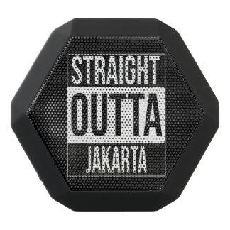 Straight Outta  Jakarta, #Jakarta Black Bluetooth Speaker