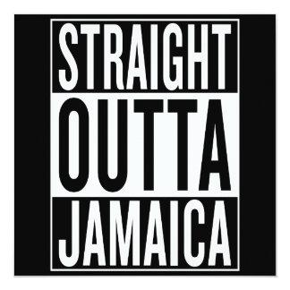straight outta Jamaica Card