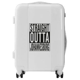 straight outta Johannesburg Luggage