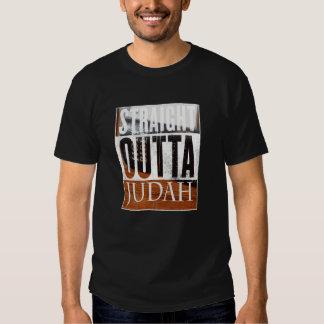 Straight Outta Judah Basic Dark T-Shirt