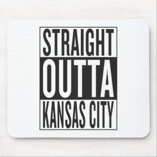 straight outta Kansas City Mouse Pad