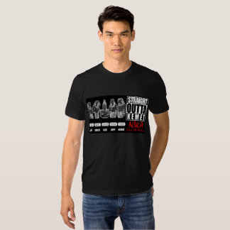 Straight Outta Kemet by DAP Apparel T Shirt