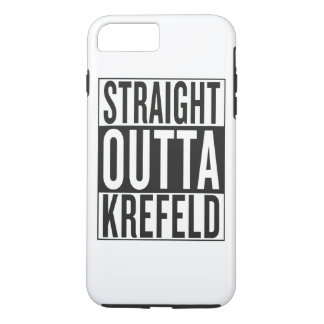 straight outta Krefeld iPhone 8 Plus/7 Plus Case