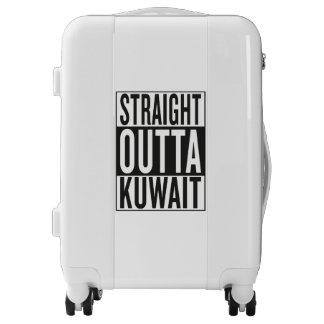 straight outta Kuwait Luggage