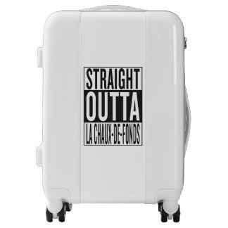 straight outta La Chaux-de-Fonds Luggage