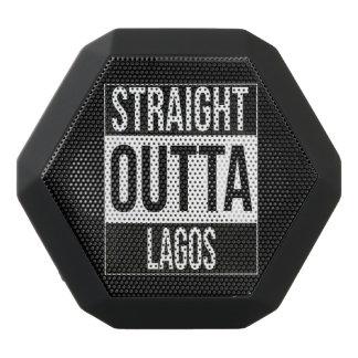 Straight Outta  Lagos, #Lagos Black Bluetooth Speaker