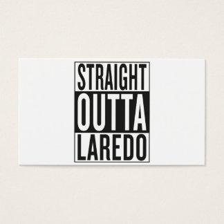 straight outta Laredo Business Card