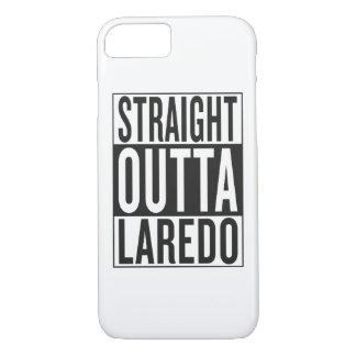 straight outta Laredo iPhone 7 Case