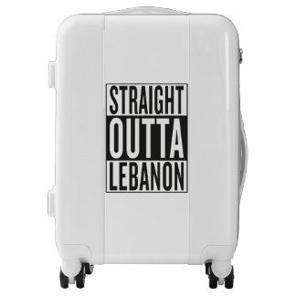 straight outta Lebanon Luggage