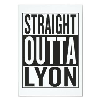 straight outta Lyon Card