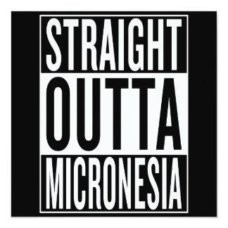 straight outta Micronesia Card
