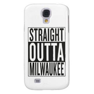 straight outta Milwaukee Samsung Galaxy S4 Case