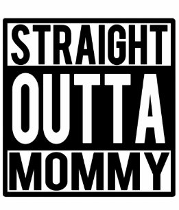 79aed862b Straight Outta Baby Clothes & Shoes | Zazzle