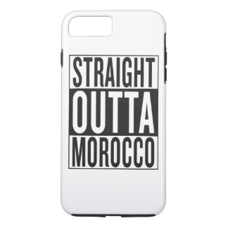 straight outta Morocco iPhone 7 Plus Case