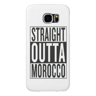 straight outta Morocco Samsung Galaxy S6 Case