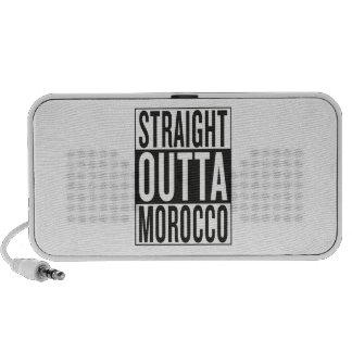 straight outta Morocco Speaker