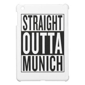 straight outta Munich iPad Mini Covers