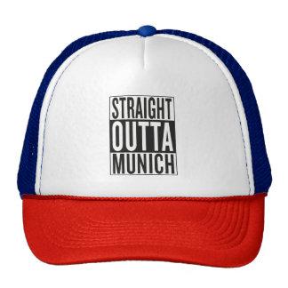 straight outta Munich Trucker Hat