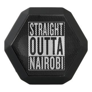 straight outta Nairobi Black Bluetooth Speaker