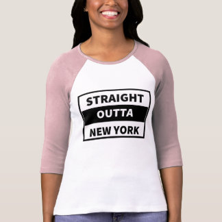 Straight outta New York T Shirt