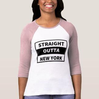 Straight outta New York T Shirt