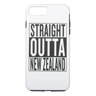 straight outta New Zealand iPhone 8 Plus/7 Plus Case