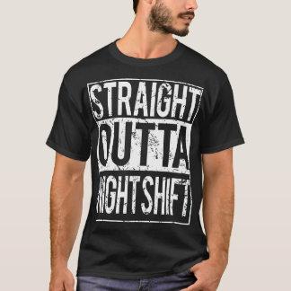 straight