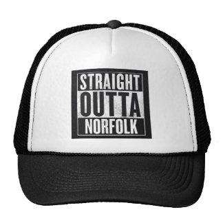 Straight Outta Norfolk Trucker Hat