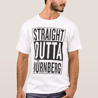 straight outta Nürnberg T-Shirt