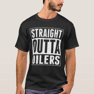 Straight Outta Oilers T-Shirt