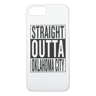 straight outta Oklahoma City iPhone 7 Case