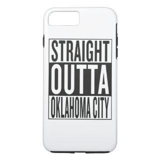 straight outta Oklahoma City iPhone 7 Plus Case
