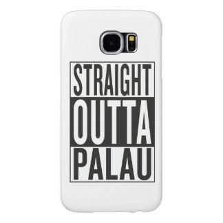 straight outta Palau Samsung Galaxy S6 Case