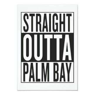 straight outta Palm Bay Card