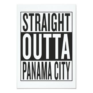 straight outta Panama City Card