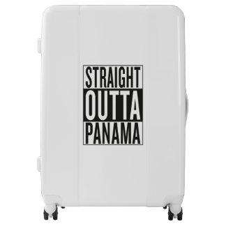straight outta Panama Luggage