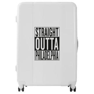 straight outta Philadelphia Luggage