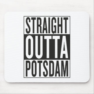 straight outta Potsdam Mouse Pad